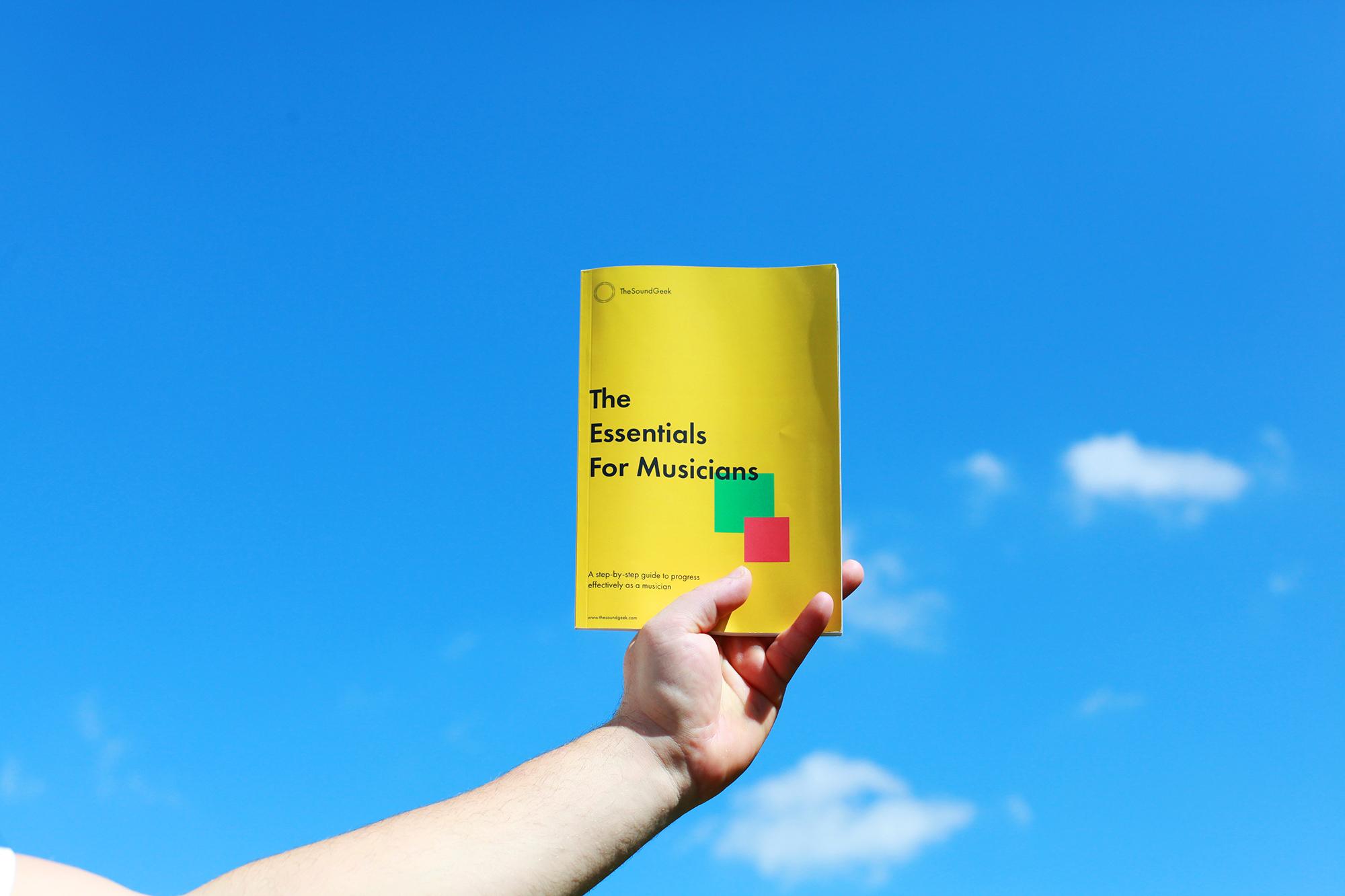 essentials for musicians book